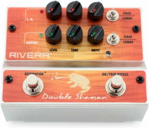 Rivera Double Shaman 2-Channel Overdrive
