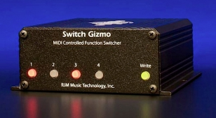 RJM Music - Switch Gizmo