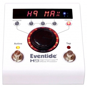 EVENTIDE H9 Max Stereo Time Delay Modulation Pitch Space