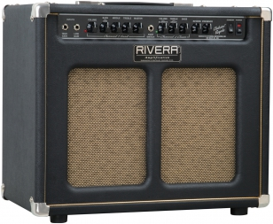 "Rivera Clubster Royale - 50W 1x12"" Guitar Combo Amplifier"